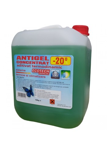 Solutii chimice si anti-inghet