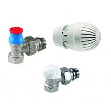 "Set robineti radiator Giacomini 1/2"""
