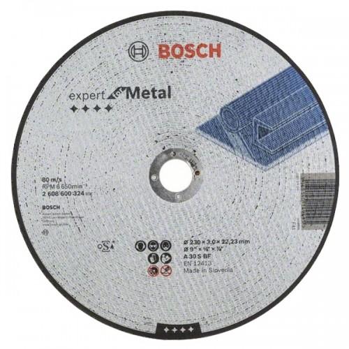 Disc Bosch Professional 230 x 2.5 pentru taiere metal
