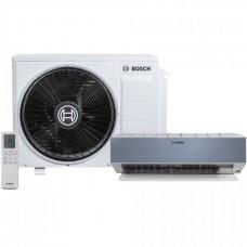 Aer conditionat split Inverter Bosch Climate Class CLC 8001i 25 E Set 12000 BTU, Inox
