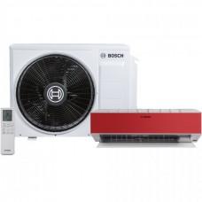 Aer conditionat split Inverter Bosch Climate Class CLC 8001i 25 E Set 9000 BTU, Rosu