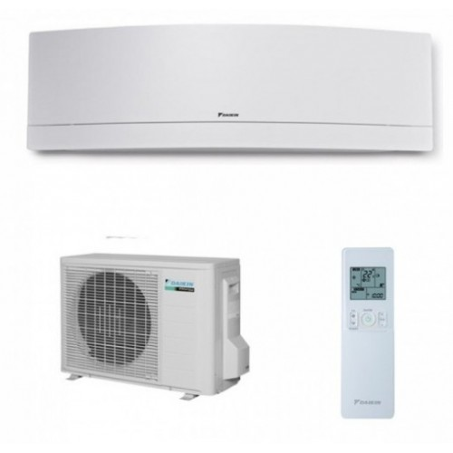 Aer conditionat split inverter Daikin EMURA R-32 FTXJ20MW 7000 BTU