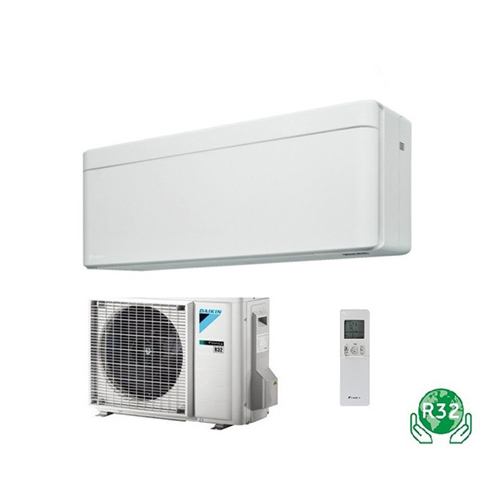 Aer conditionat split inverter Daikin Stylish FTXA25A - RXA25A  9000 BTU Alb