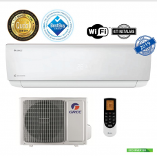 Aer conditionat split Eco inverter Gree Bora A4 Silver 24000 BTU