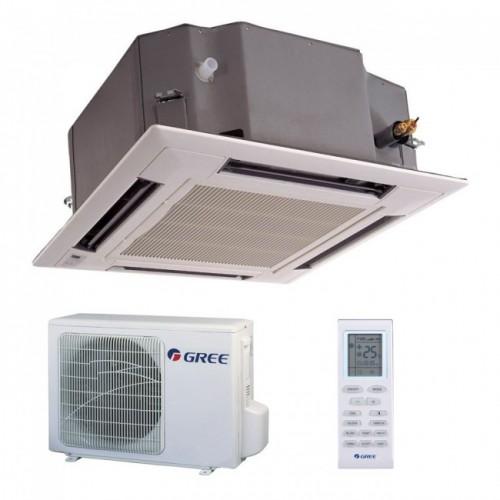 Aer conditionat caseta tavan inverter Gree U-Match GKH12K3FI - GUHD12NK3FO 12000 BTU