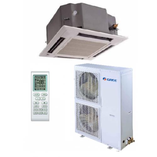 Aer conditionat caseta tavan inverter Gree U-Match GKH48K3FI - GUHD48NK3FO 48000 BTU