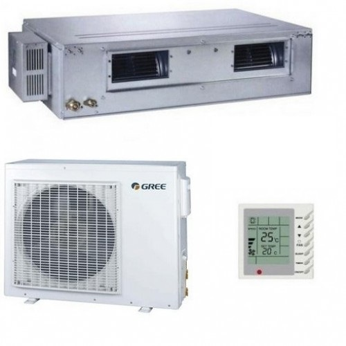 Aer conditionat duct inverter Gree U-Match GFH09K3FI - GUHD09NK3FO 9000 BTU