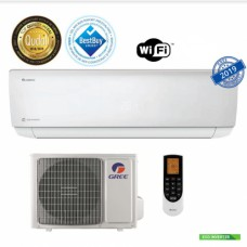 Aer conditionat split Eco inverter Gree Bora A4 Silver GWH24AAD - K6DNA4A 24000 BTU
