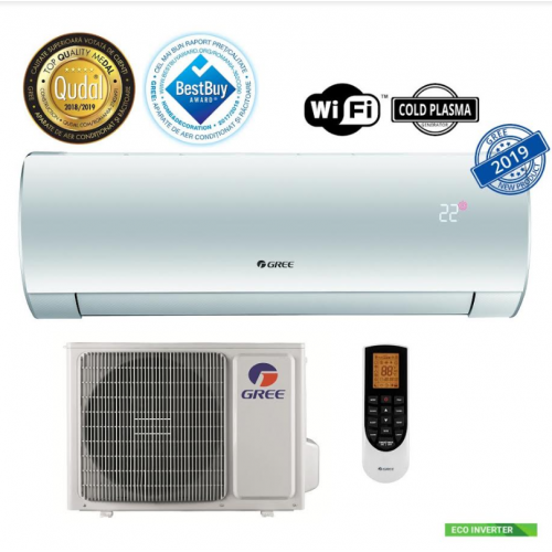 Aer conditionat split Eco inverter Gree Fairy A1 9000 BTU