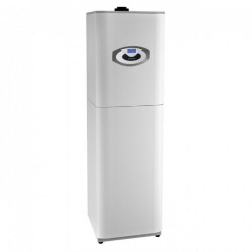 Centrala termica cu condensare Ariston Genus Premium Evo FS Solar 35, 35 kW, boiler incorporat 180 litri