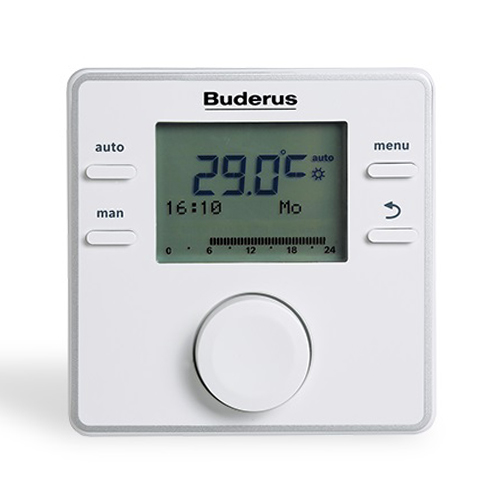 Automatizare Buderus EMS+ RC200 RF Wireless