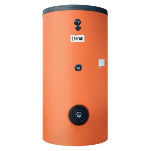 Boiler bivalent Ferroli Ecounit 1500-2 WB, 1500 litri