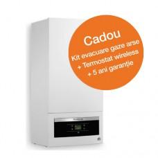 Centrala termica cu condensare Buderus Logamax plus GB062 24 KDH V2, 24 kW