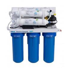 Statie de osmoza inversa cu mineralizare AquaPur cu pompa