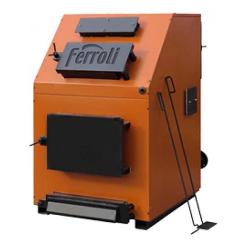 Cazan pe lemne Ferroli FSB3, 200 kW