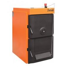 Cazan pe lemne Ferroli SFR Pro 5, 34 kW