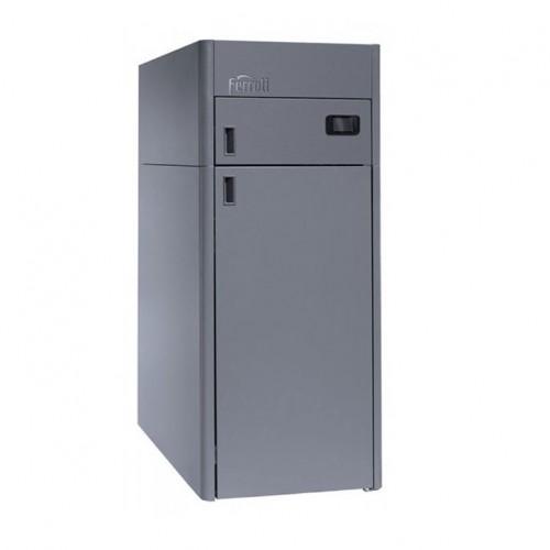 Cazan pe peleti Ferroli BioPellet SC 44S, 44 kW