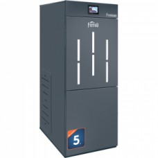 Cazan pe peleti Ferroli BioPellet Premium 18, 18 kW