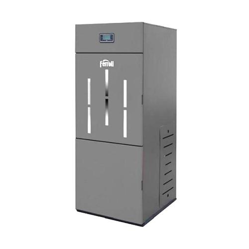 Cazan pe peleti Ferroli BioPellet PRO 30, 30 kW