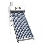 Panou solar nepresurizat cu boiler 150 litri Ferroli EcoSole 15