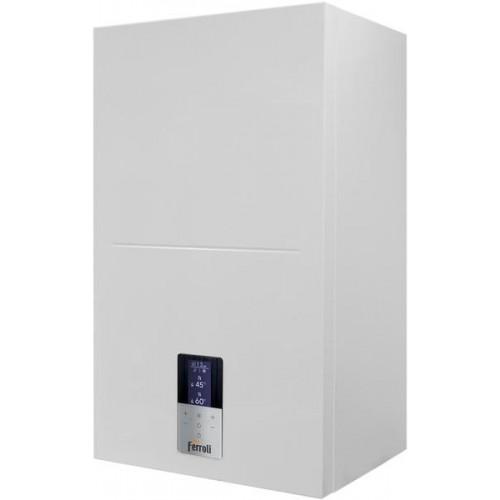 Centrala termica cu condensare Ferroli Bluehelix Hitech RRT 34 H EU, 34 kW