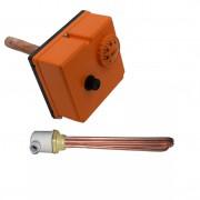 Kit rezistenta electrica 3 kW Ferolli + Termostat
