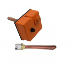 Kit rezistenta electrica 4.5 kW Ferolli + Termostat