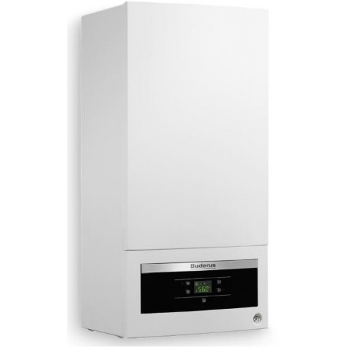 Centrala termica cu condensare Buderus Logamax plus GB062 24 H V2, 24 kW