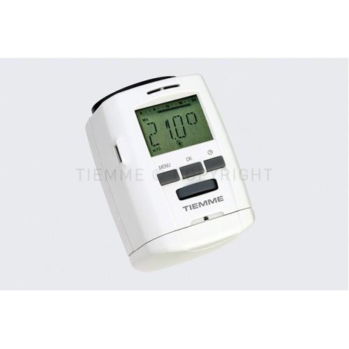 Cap termostatat programabil Tiemme HeCo-Matic