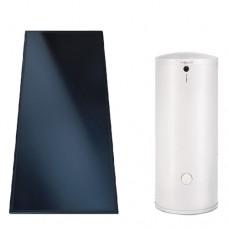 Panou solar plan Viessmann Vitosol 200-FM + boiler 300 litri