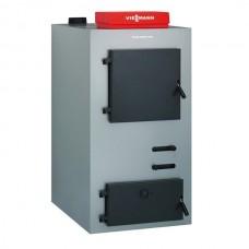 Cazan pe lemne cu gazeificare Viessmann Vitoligno 100-S, 60 kW