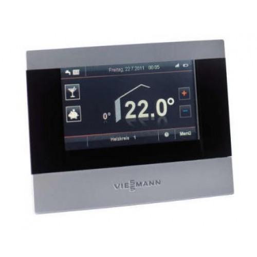 Automatizare / termostat wireless Viessmann Vitotrol 300-RF cu suport pentru masă