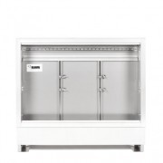 Dulap pentru distribuitor cu montare in perete Rehau UP 110/1150 13-15 căi