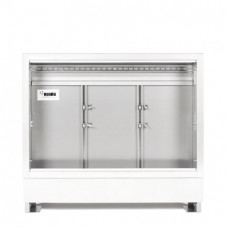 Dulap pentru distribuitor cu montare in perete Rehau UP 110/750 5-8 căi