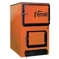 Cazan pe lemne Ferroli FSBH, 350 kW