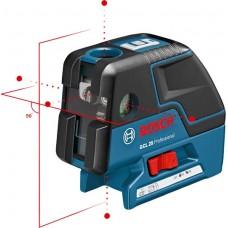Nivela laser cu puncte Bosch GCL 25 + BS 150