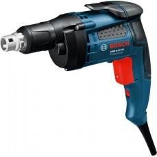 Surubelnita cu limitator de reglare a adancimii Bosch GSR 6-25 TE