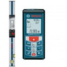 Telemetru cu laser Bosch GLM 80 + R 60