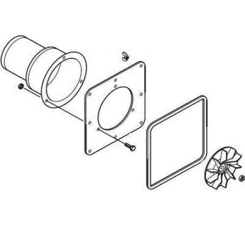 Ventilator cazan Solid 5000 WT/ Supraclass